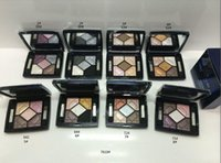 hot selling brand makeup 5 Color Eye shadow palette 8 type c...