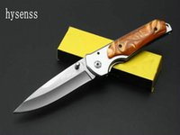 Hysenss BK DA87 Steel Tactical Folding Knife Steel Blade Cli...