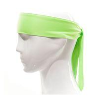 Kopfbindung, Lycra elastische Krawatte Stirnband, Tennis Stirnband, sportliche Stirnband