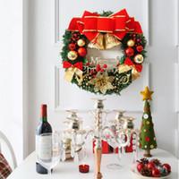 Kerstboom krans 11.8-inch 30 cm speciale kerst ornamenten deur decoratie krans gratis verzending gratis verzending