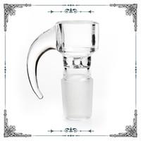 Soberania Bacias de vidro bongs atacado de espessura de alta qualidade tigela com 14 milímetros conjunta do sexo feminino e vidro 18 milímetros tigelas 14,4 milímetros e 18,8 milímetros tigela