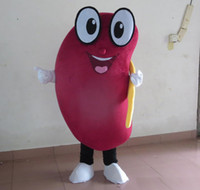 2018 High quality hot happy healthy kidney mascot costume fo...