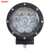 """Vendita calda 5,5 """"pollici Cree 45W LED lavoro luce per Jeep ATV 4 * 4 Offroad barca 12 V 24V"""