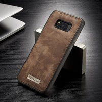 Original CaseMe Magnetic Vintage Leather + Soft TPU Silicon ...