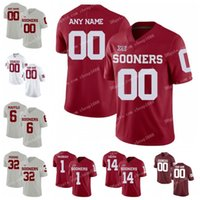 New Arrival. Oklahoma Sooners  11 Dede Westbrook 17 Smallwood 18 Jermaine  Gresham 84 Lee Morris 2018 New Red White Stitched NCAA College Football  Jerseys 05535f6fc