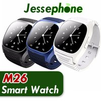 Smart Bluetooth Watch Smartwatch M26 with LED Display Barome...