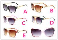 20 STÜCKE SOMMER frauen metall Sonnenbrille Luxus Erwachsene Sonnenbrille damen Markendesigner mode Schwarze Brillen mädchen fahren Sonnenbrille