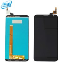 WEICHENG LCD Display For Alcatel One Touch Idol 2S 6050 6050...