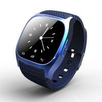 M26 Smart Watch Беспроводные Blurtooth Носимые Smart Watch Спортивные часы для Android IOS Мобильный телефон с розничной упаковке