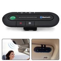طقم توصيل السيارة 4.1 + EDR سماعات متعددة الاستخدامات مع مكبر صوت للتكلم الحر مع سماعة للسيارة Sun Visor bt980 هواتف مزدوجة مع موسيقى MP3