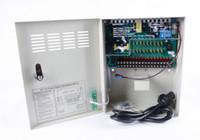 Hohe Qualität CE RoHS Unterbrechungsfreie CCTV-Stromversorgungsbox 9CH 18CH 12V 10A Unterbrechungsfreie 9 Kanal 18 Kanal für CCTV-Kamera