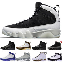 Cheap New 9 9s men basketball shoes Bred LA Mop Melo Anthrac...