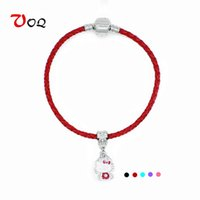 a4056fd58 Wholesale hello kitty bracelet charms for sale - Group buy 2017 Fashion Hello  Kitty Charm Bracelets