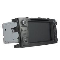 Leitor de DVD Carro para Toyota Corolla 2010-2014 7 polegadas 2 GB de RAM Octa-core Andriod 6.0 com GPS, Bluetooth, rádio