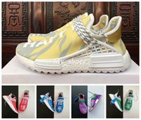2018 New color Human Race mens shoes Peace Passion Happy You...