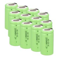 dell inspiron 640m High quality !15 pcs Sub C SC battery 1. 2...