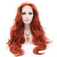 ZhiFan lace front wigs loose curls weaves 18- 26inch long cur...