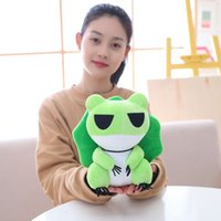 Hot ! Game Toy Travel Frog Plush Doll Stuffed Animals Toy Fo...