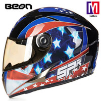 2018 BEON B- 500 New designed full face motorcycle helmet ECE...