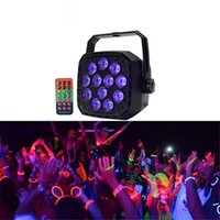 UV Led Stage Light Disco Light Ball with DMX 512 12W Stage L...