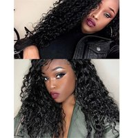 ZhiFan curly wigs bangs for black women curly wigs look natu...