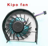 Ventilateur CPU d'origine pour HP G4-2000 G6 G6-2000 G7 G7-2000 refroidisseur de ventilateur cpu 683193-001 DFS531205MC0T FB5S 055417R1S FAR3300EPA