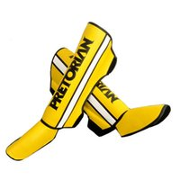 Protection Top Quality Boxing shin guards instep protectors ...