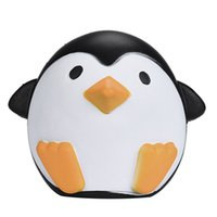 Slow Rising Squishies Cute Kawaii Penguins Cream Scented Dec...