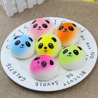 Mini Panda Bread Bun Squishies Slow Rising Kawaii Squishy To...