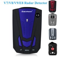 Big Promotion! V9 V7 V8 E8 V3 360 Degree Car radar detector ...