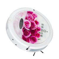 APP WIFI robot vacuum cleaner QQ6 rose Li- 3200mAH Cleanmate ...