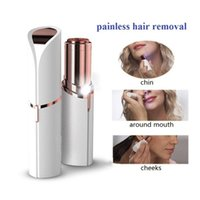 Lipstick Facial Hair Removal Painless Face Hair Remover Elec...
