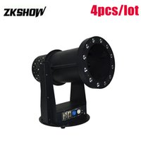 80% Off 1200W Launcher Confetti Machine DMX DJ Wedding Party Event LED Cylinder Round Professional Stage Lighting Equipment Free Shipping