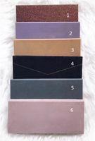 Spedizione gratuita! Famoso marchio tavolozza 14 colori Eye Shadow Palette Matte e Shimmer Kit trucco Makeup di alta qualità 6 disegni