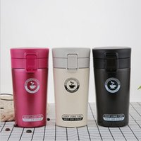 Vacuum mugs 300ml double wall 304 stainless steel mug thermo...