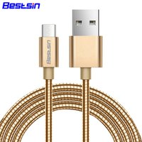 Bestsin Charging Cable 1M Type C Micro USB Charging Cable Hi...
