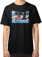 Ice Cube x Master Roshi Men' s Black T- Shirt Tees Clothi...