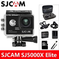 SJCAM SJ5000X Elite Action Camera 4K WiFi Sports DV Diving 3...
