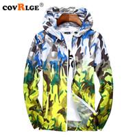 Covrlge 2018 homens verão jaqueta moda fina proteção solar clothing casacos de camuflagem homens casuais praia casaco outerwear MWJ090