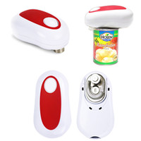 Automatic Jar Bottle Can Opener Automatic Electric Hands Fre...