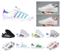 Hot stan smith athletic sapatos superstar feminino flat shoes homens mulheres zapatillas deportivas amantes mujer sapatos femininos sapatos 36-44