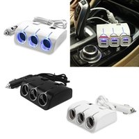 New Universal 3 Way Auto Car Cigarette Lighter Socket Splitt...