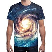 Vendita calda, scoppio caldo, stella idromassaggio, t-shirt creativa con stampa digitale, maglietta sportiva da uomo all'ingrosso