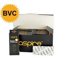 100% autentico Aspire Nautilus Bobine BVC Aspire Mini BVC Bobine teste Aspire Mini Nautilus Atomizzatore Core / Wick Per Ecig Vaporizzatore Vendita calda