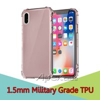 Military Grade TPU Phone Cases For iPhone X 8 7 6 Samsung S9...
