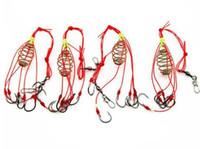 4 قطعة / الوحدة جودة عالية التقاط القدرة الصيد هوك hookfishing معالجة الصيد 31025