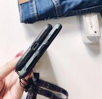 المد والجزر العلامة التجارية التمويه الفم القرش ل XS MAX الهاتف المحمول قذيفة iPhone8 ماتي زوجين 6S / 7 الحبل الإبداعي TPU سماعات الأذن اللاسلكية