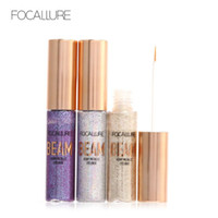 FOCALLURE New Arrivel 5 Colors Glitter Eyeliner Eyeshadow Fo...