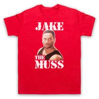 JAKE THE MUSS ONCE WERE WARRIORS UNOFFICIAL T- SHIRT MENS LAD...