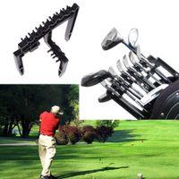Гольф 9 держатель Железный клуб Goft стержень стойку, пригодный для любого размера гольф-клубов Гольф учебные пособия открытый аксессуары